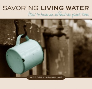 Savoring Living Water