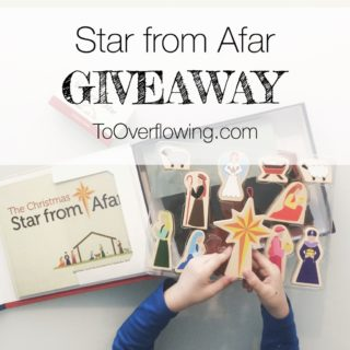 Star from afar giveaway