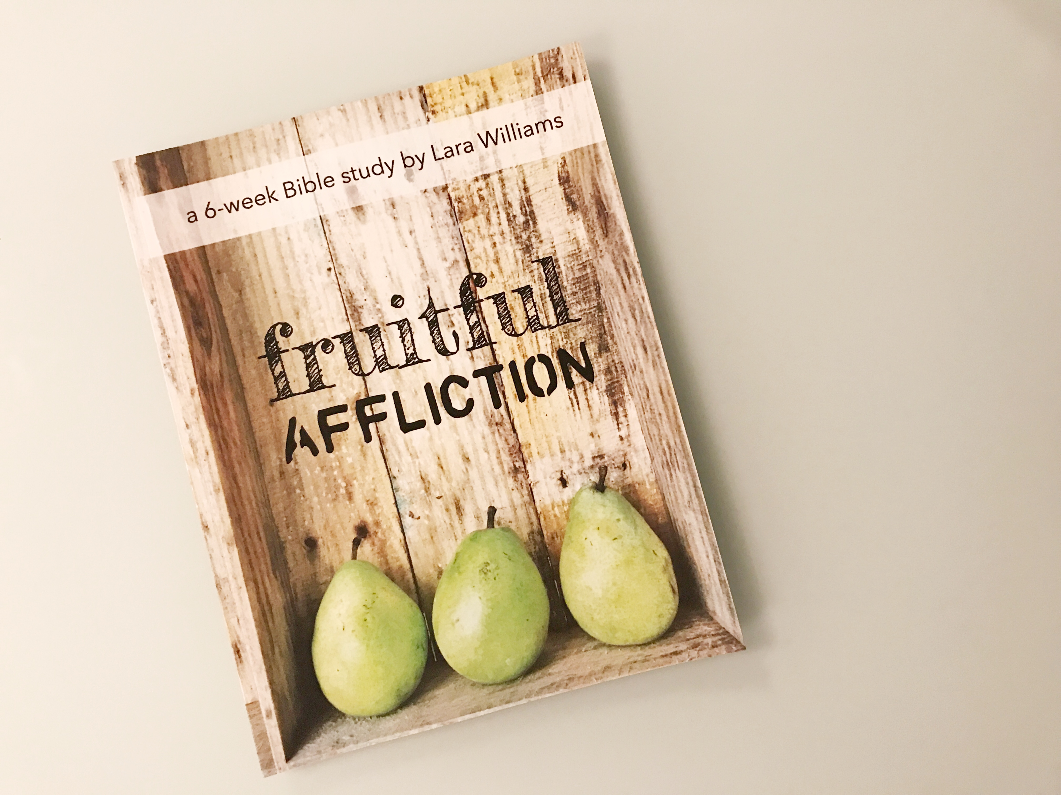 Fruitful Affliction by Lara Williams